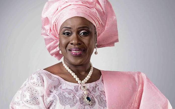 Joke Silva alongside other A-list celebrities have backed President Muhammadu Buhari's reelection