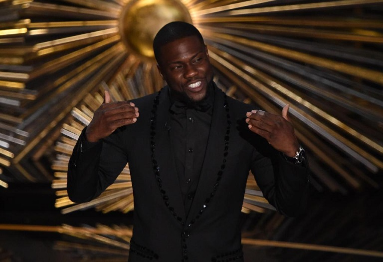 Kevin Hart has withdrawn as Oscar host