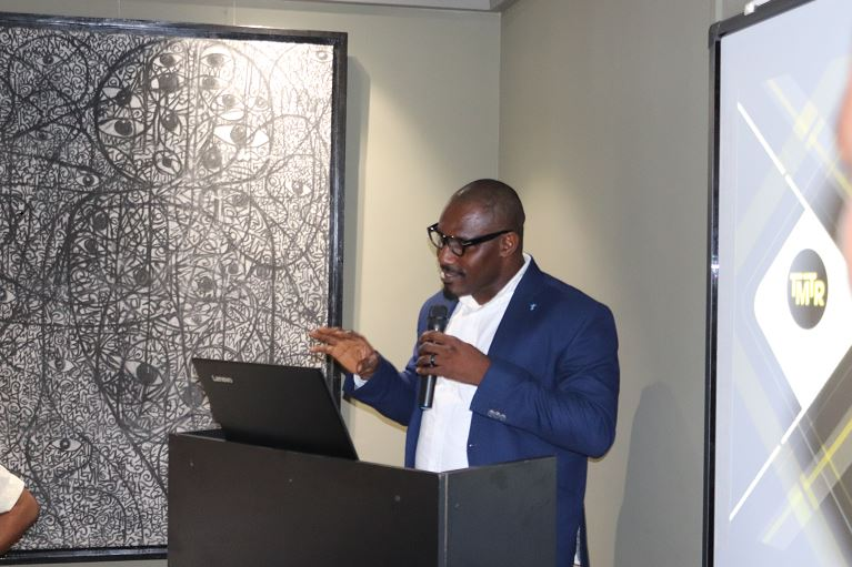 Toni Kan facilitating on Nigeria's Cybercrime Act of 2015