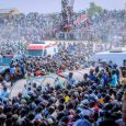 APC supporters at Bauchi campaign rally on Saturday