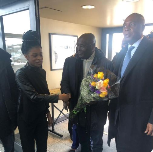 Atiku Abubakar has arrived the US with Senate President Bukola Saraki