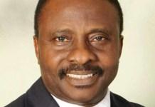 CAN President Reverend Samsosn Ayokunle