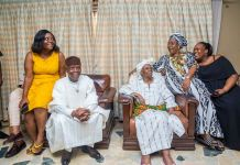 Caption This: VP Osinbajo brings laughter to every home