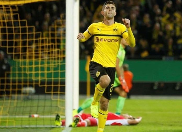 Christian Pulisic has signed a £58m deal to join Chelsea from Borussia Dortmund