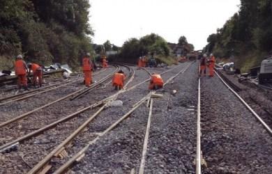 Construction of Lagos-Ibadan standard gauge line