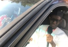 Malam Nuhu Ribadu was appointed Director General Field Operations on APC Presidential Council