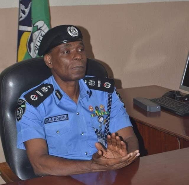 The acting IG of Police Mohammad Adamu