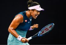 Naomi Osaka has won her first Australian Open Grand Slam