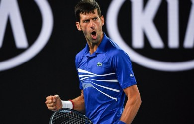 Djokovic has not reached a final since winning the Australian Open in January