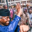 Prof Yemi Osinbajo's street credibility continues to soar as he takes Family Chats to the people
