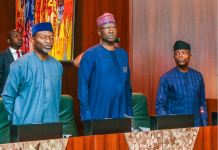 Vice President Yemi Osinbajo presides over NEC Meeting with new minimum wage top of the agenda