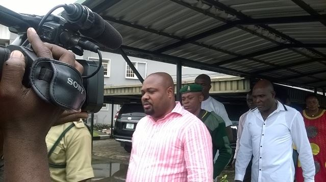 Waripamo-Owei Dudafa has closed his case in a fraud case against him
