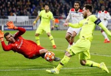 Lionel Messi has scored 90 Champions League goals in 90 starts