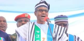 President Muhammadu Buhari dismissed the fake news that he was Jubril from Sudan APC