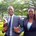 Robert Azibaola and his wife Stella have been arraigned for $40m arms deal