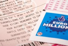 Ade Goodchild won £71m EuroMillions jackpot