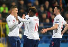 Chelsea's Ross Barkley scored as many goals in Montenegro as he did in his previous 26 games for England