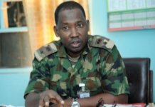 Acting Director Nigerian Army Public Relations, Colonel Sagir Musa says Boko Haram never attacked Maimalari Barracks