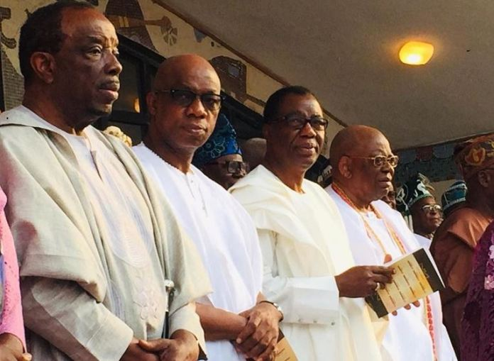Gbenga Daniel has told PDP supporters to vote APC's Dapo Abiodun in the governorship election