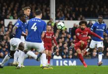 Liverpool failed to beat Everton at Goodison Park