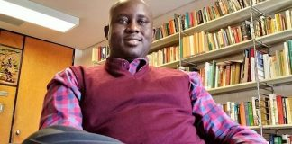 Prof. Pius Adesanmi was a passenger on the crashed Ethiopian Airline