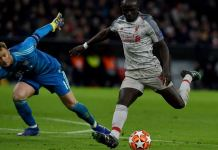 Sadio Mane scored twice as Liverpool beat Bayern Munich 3-1 at the Allianz Arena