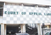 The Appeal Court of Lagos State