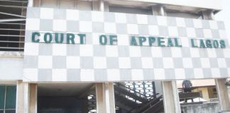The Appeal Court of Lagos State apc