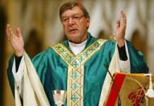 The Catholic Archbishop of Sydney, Cardinal George Pell