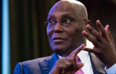 PDP presidential candidate Atiku Abubakar says INEC server was tampered with