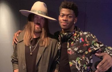 Billy Ray Cyrus gave his support to Lil Nas X after his song was removed from Billboard