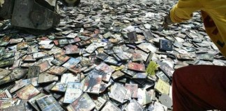 Censors Board has seized thousands of pornographic films