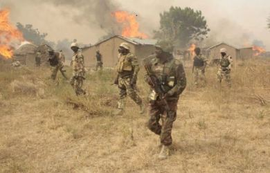 Nigerian troops in Zamfara have killed six bandits