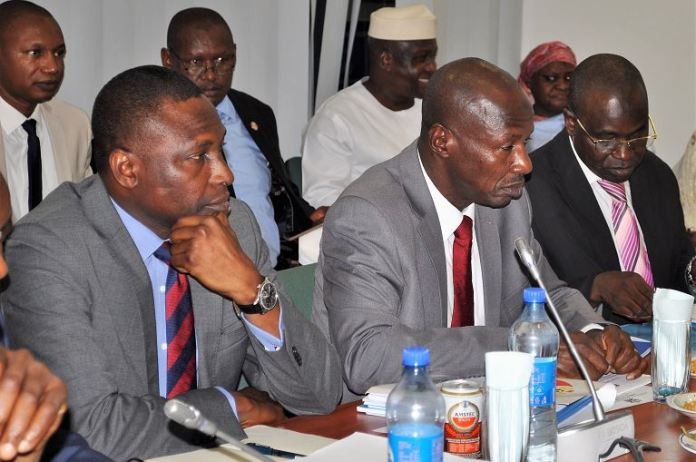 The acting EFCC chairman Ibrahim Magu has defended EFCC's budget at the National Assembly