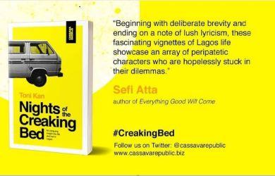 Toni Kan's Nights of the Creaking Bed