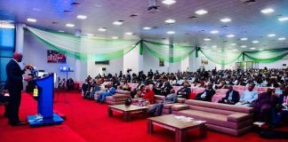 Tony O. Elumelu CON, delivers keynote address at the 21st Annual Tax Conference of the Chartered Institute of Taxation of Nigeria