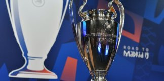 Champions League and Europa League has been postponed until further notice