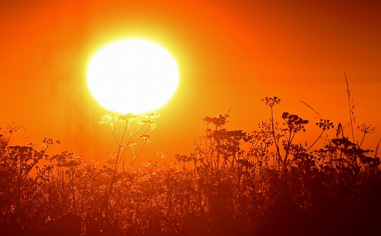 Expert give reasons for the current heat wave