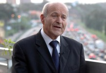 Algeria's wealthiest man Issad Rebrab