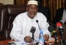 Abdoulaye Idrissa Maiga of Mali