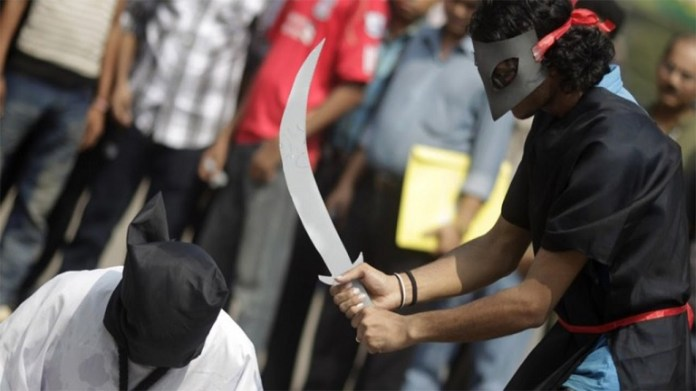 There are atleast 23 Nigerians on Death Row in Saudi Arabia