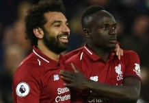 Mo Salah and Sadio Mane scored to help Liverpool beat West Ham