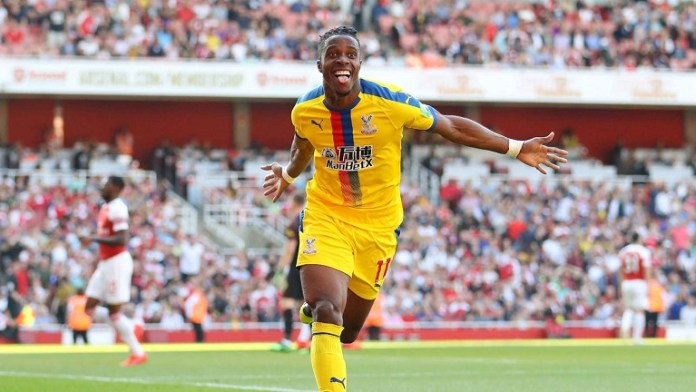 Wilfried Zaha wants to leave Crystal Palace this summer