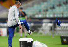 Chelsea manager Maurizio Sarri was furious following the beef between David Luiz and Gonzalo Higuain