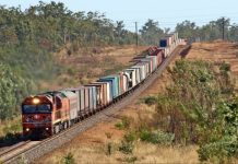 Containers now to move to north with rail from Apapa ports
