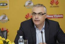 Fredi Moolman, MTN Nigeria CEO