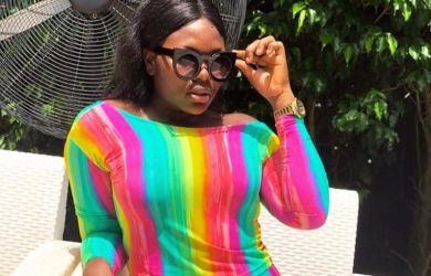 Nollywood actress Uche Okoye