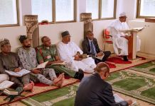 President Muhammadu Buhari says he understands the responsibility as number one citizen