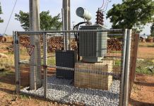 Transformer installed in Kawu, a community in Niger State after 30 years of darkness