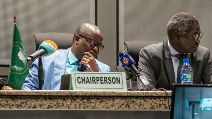 AU suspends Sudan